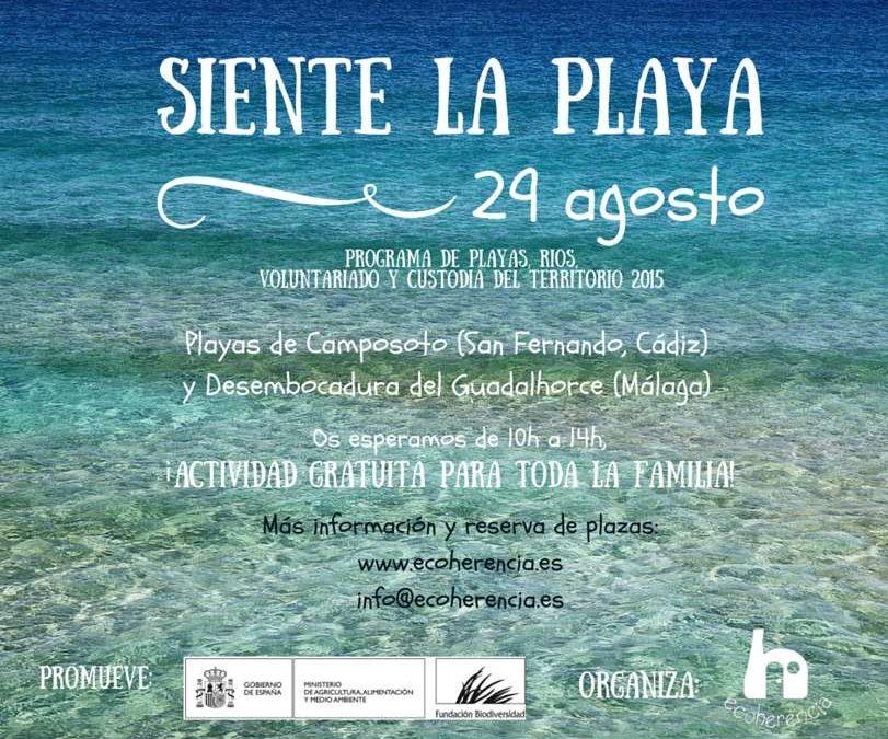 Siente la Playa: 29 agosto