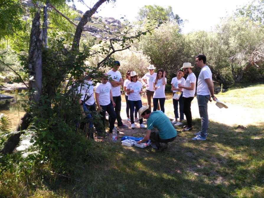 Ecoherencia participa en dos actividades medioambientales del Citizen Day L'Oréal 2016