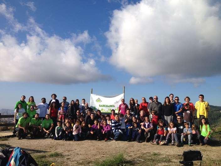 Jornada de Voluntariado de Leroy Merlin en Barcelona