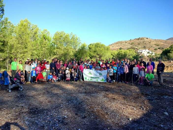 Jornada de Voluntariado de Leroy Merlin en Málaga