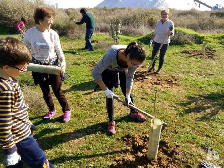 Jornada de Voluntariado de Leroy Merlín de las tiendas de Huelva y Córdoba