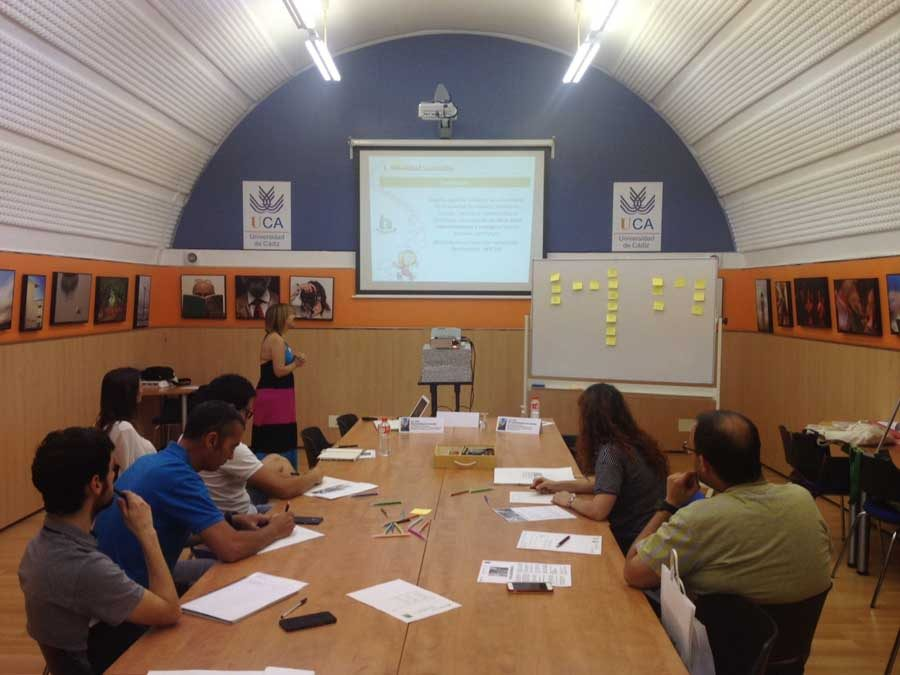 Participamos en la 68ª Edición de los Cursos de verano de Cádiz