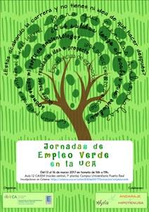 Ecoherencia como ejemplo de emprendimiento para ambientólogos en las Jornadas Empleo Verde realizadas en la UCA