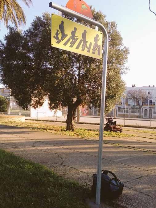 """Jornadas de demostración de Pedibuses del proyecto """"Camino al Colegio, Camino Amable y Seguro"""""""