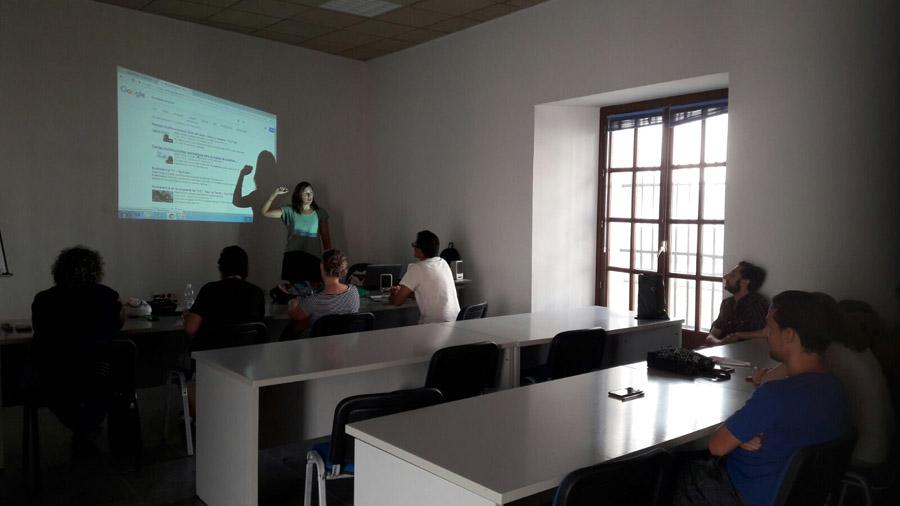 Ecoherencia participa en el Taller Prelaboral en Medio Ambiente para el IFEF del Ayuntamiento de Cádiz