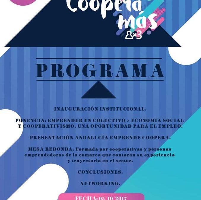 Ecoherencia participará en las jornadas Cádiz Coopera +