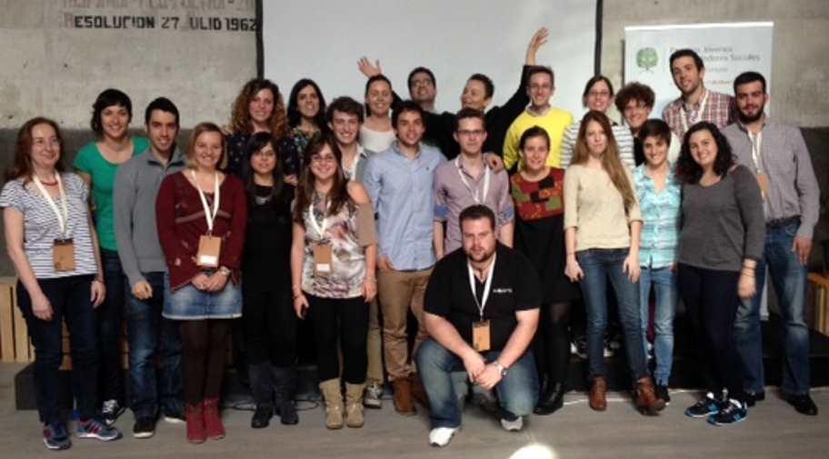 ¡Ganadores de la VI Edición de los premios Jóvenes Emprendedores Sociales!