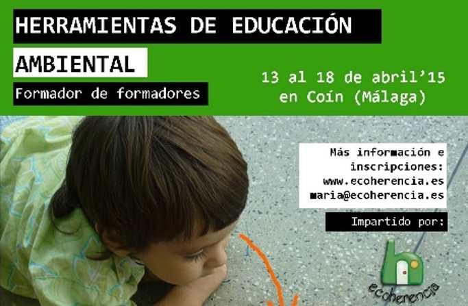 Curso Herramientas de Educación Ambiental – Formador de Formadores