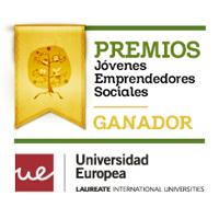 Ganador Premios Jóvenes Emprendedores Sociales