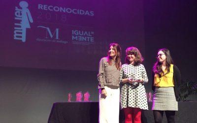¡Reconocidas 2018 por la Diputación de Málaga!