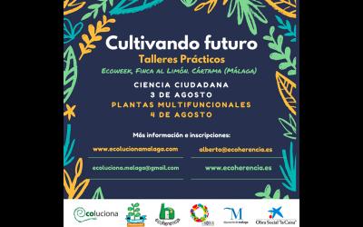Plantas multifuncionales y Ciencia ciudadana en la Ecoweek