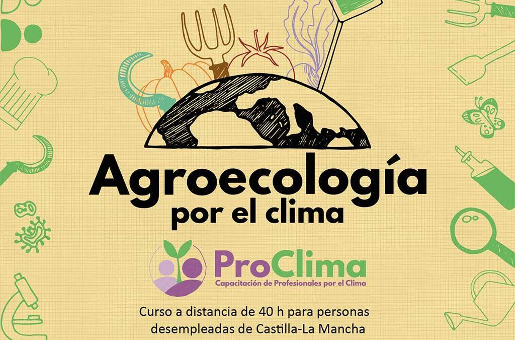 ProClima: Abrimos inscripciones para el curso Agroecología por el clima