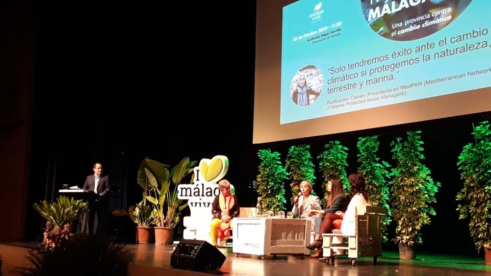 IV Encuentro 'Málaga Viva' y entrega de premios por buenas prácticas en la lucha contra el cambio climático