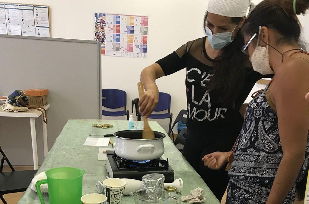 Comienzan los talleres del proyecto «Hogares Sostenibles»